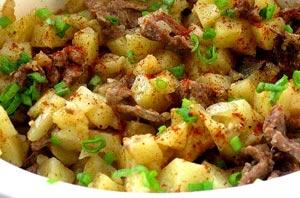 Как приготовить лечебный картофель