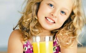 Сок в детском рационе. Советы врача