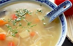Китайский суп выжег дыру в желудке посетителя ресторана