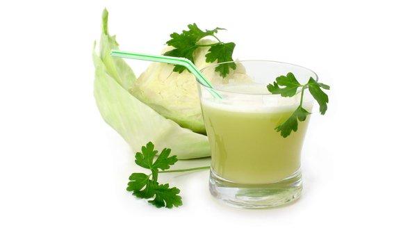 Язва желудка лечится капустным соком