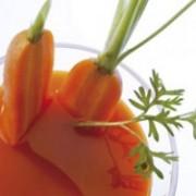 Морковный сок оказался вредным для здоровья