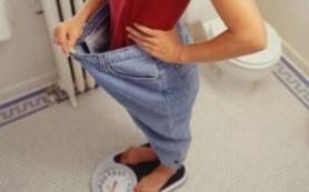 Похудение помогает избавиться от паразитов