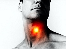 Изжога повышает риск возникновения рака горла и гортани