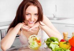 3 преимущества здорового питания