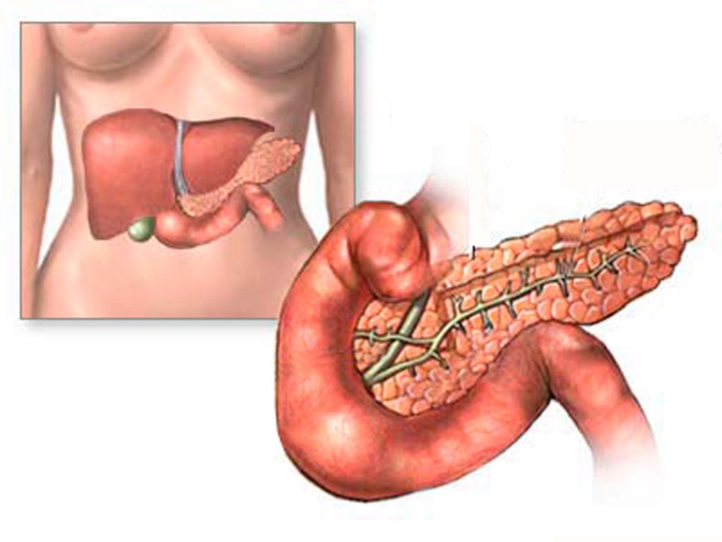 Питание при панкреатите.