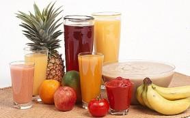 О пользе свежевыжатых соков на практике