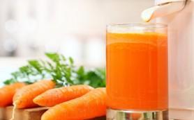 Полезные свойства сока сырой моркови