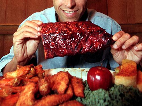 Ученые доказали, что жирная пища смертельно опасна!
