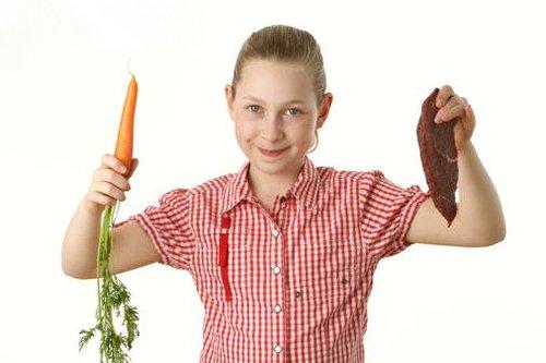 Продукты растительного происхождения, полноценно заменяющие мясо