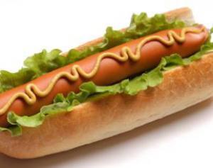 Жирная пища провоцирует склонность к перееданию