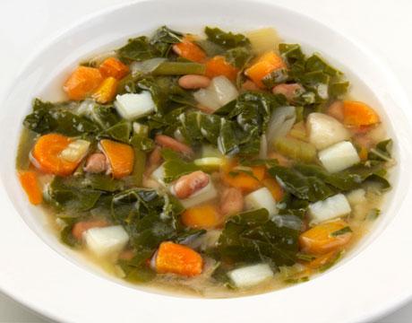 Овощной суп и его польза