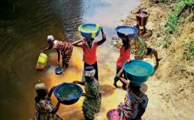 Диарея вызвала настоящую эпидемию среди африканских детей