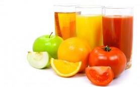 Натуральные соки и их полезные свойства