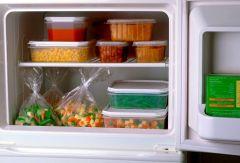 Правила безопасного замораживания продуктов