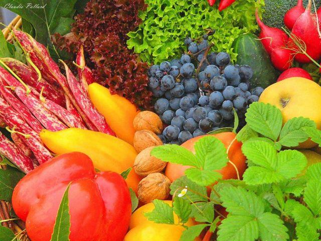 Как обогатить рацион питания полезными фруктами и овощами