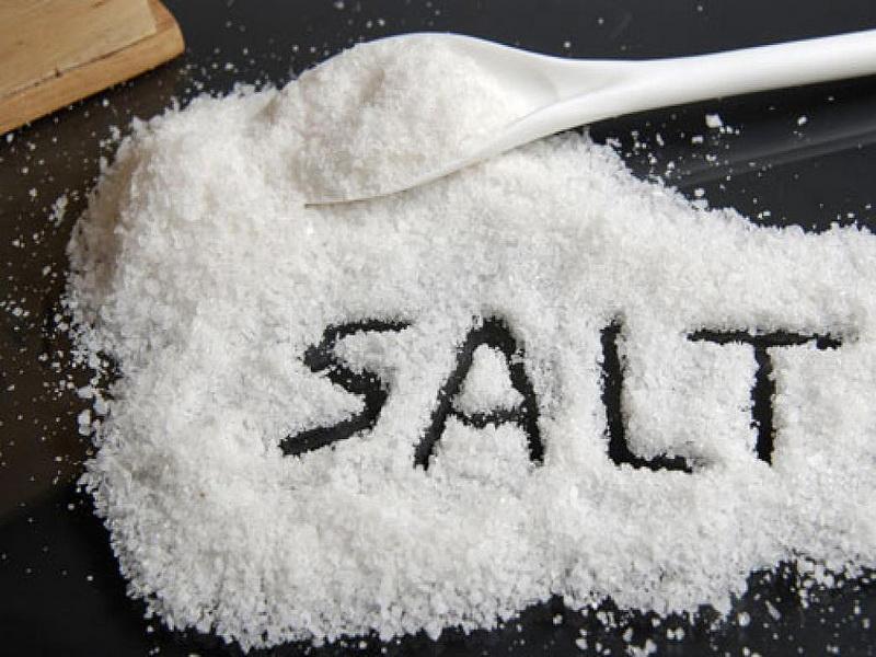 Как снизить количество соли в питании