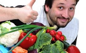 Правильное питание для мужчин: возьмите на заметку