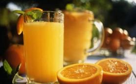 Апельсиновый сок вреден не менее кока-колы