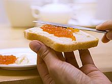 Рука человека поможет ему контролировать объем потребляемой пищи