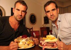 Британия: уникальный диетический эксперимент для братьев-близнецов