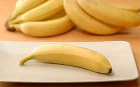 Диетологи: банан – суперпродукт, оздоравливающий организм