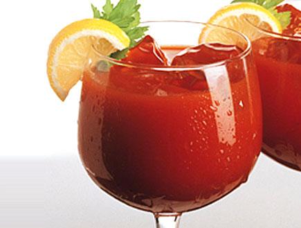 Как похудеть на томатном соке