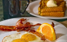 Белковые завтраки позволяют контролировать аппетит