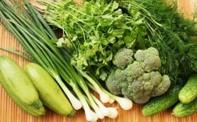 Зеленая диета для похудения: возьмите на заметку