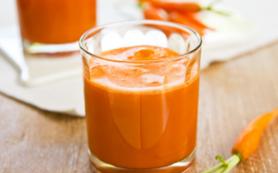 Неизвестные свойства морковного сока