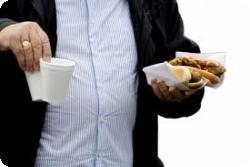 Стресс замедляет метаболизм