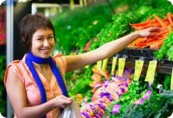 Чем больше фруктов и овощей в диете, тем длиннее жизнь!