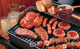 Барбекю стимулирует повышенное потребление пищи