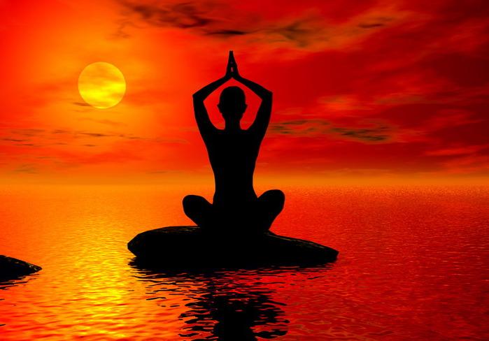 Система питания в йоге: советы