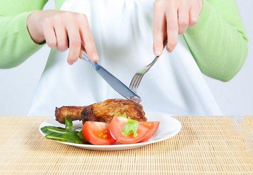 Как действует куриная диета