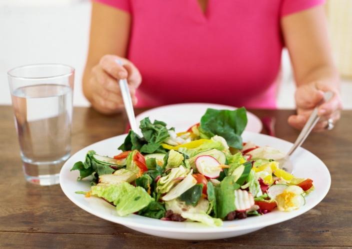 Как выглядит обезжиренное питание