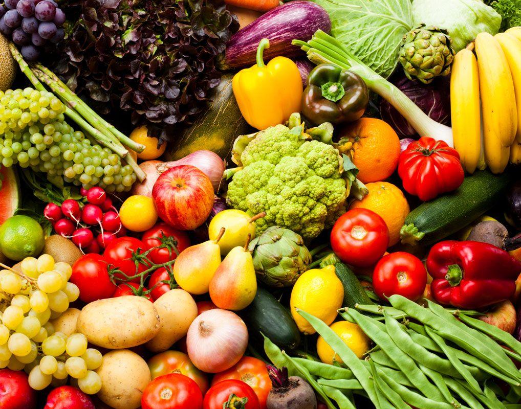 Кто целый день грызет овощи и фрукты, тот будет жить в 2 раза дольше!
