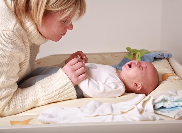 Алгоритмы решения кишечных проблем у младенцев