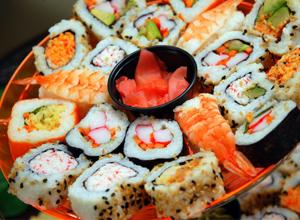 Суши вредны так же, как фаст-фуд!