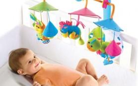 Первая игрушка для ребенка