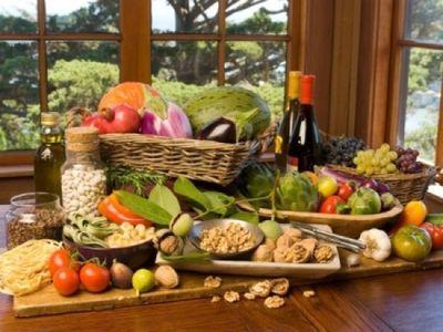 Средиземноморская диета – залог молодости!
