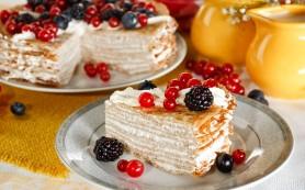 Десерт полезно есть перед обедом