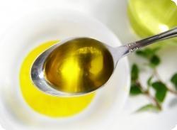 Растительное масло победит язву