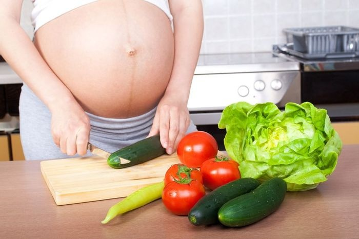 Что мы кушаем, когда беременны