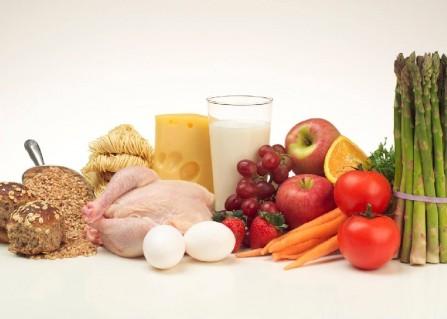 Основная диета при подагре