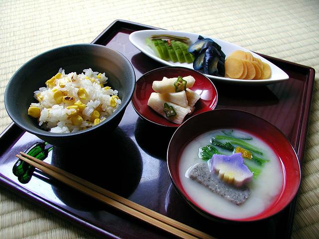 Чудеса японской диеты. Лидер среди диет по всему миру