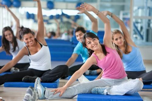 Фитнес — основа здоровья