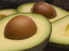 Авокадо уменьшает концентрацию холестерина без таблеток