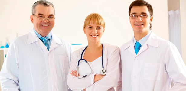 Наблюдение за состоянием здоровья в клинике