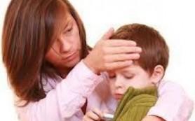 Избавляемся от признаков простуды у ребенка