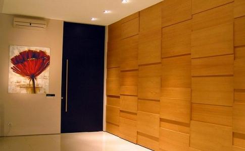 Стены квартиры, материалы и отделка
